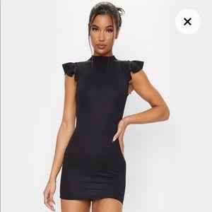 PLT Cap Sleeve Dress